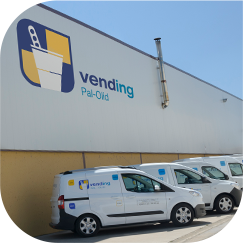 Compromiso Vending Pal Olid